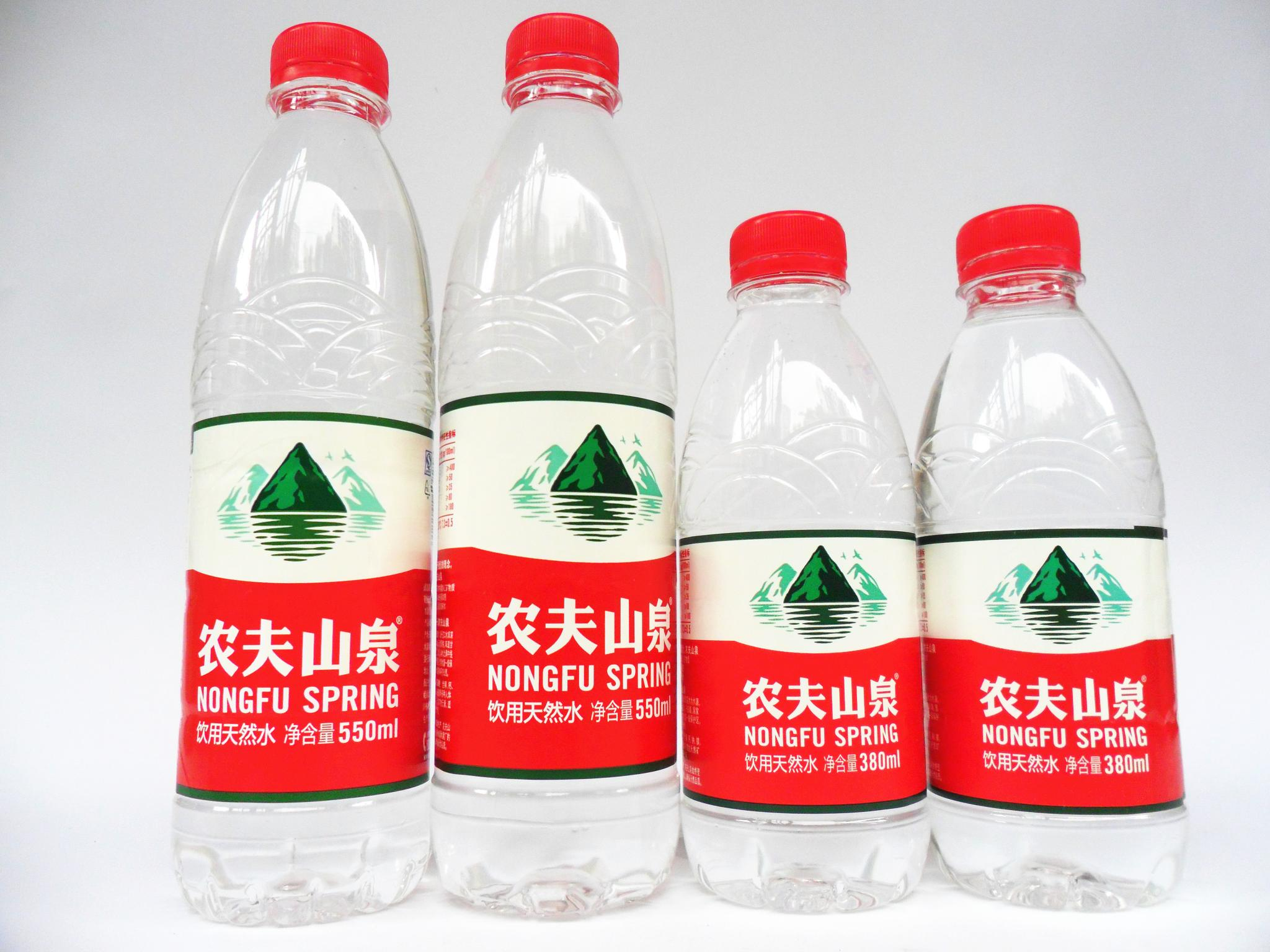 农夫山泉 瓶装(大) - 娃哈哈桶装水直销店